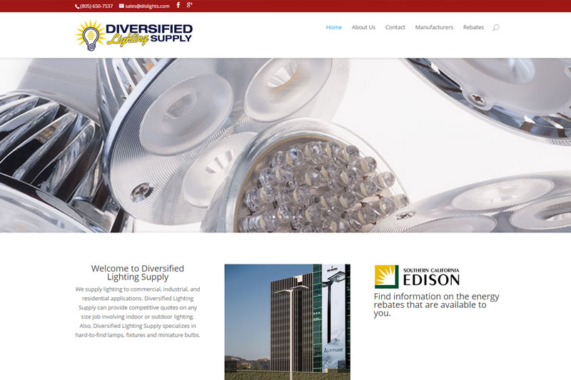 Diversified Lighting Supply
