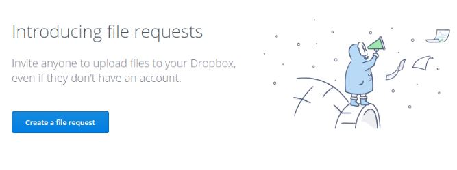 dropbox-file-request